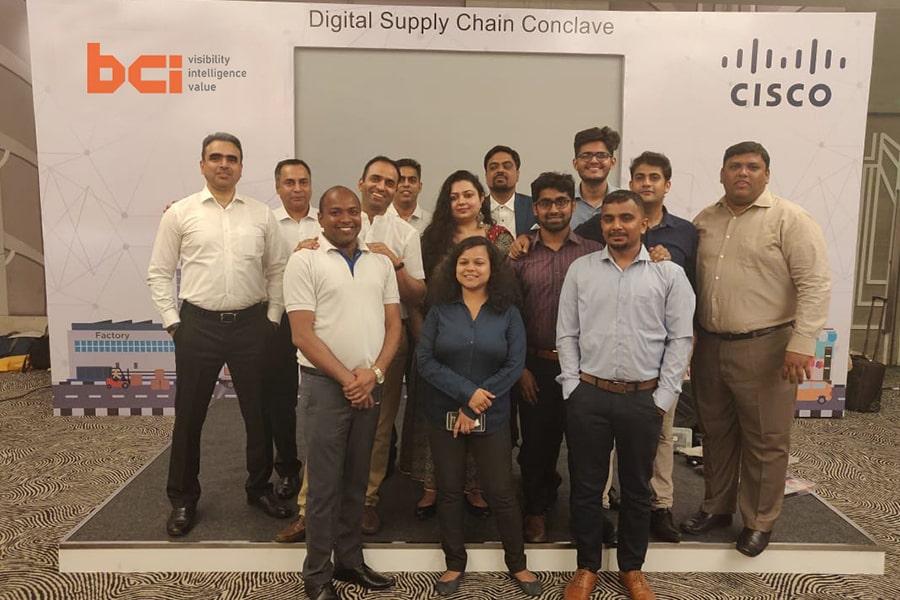 Digital supply chain conclave 2018 - Ahmadabad