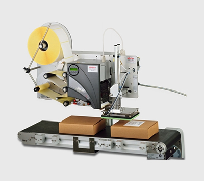 Print and apply label applicator
