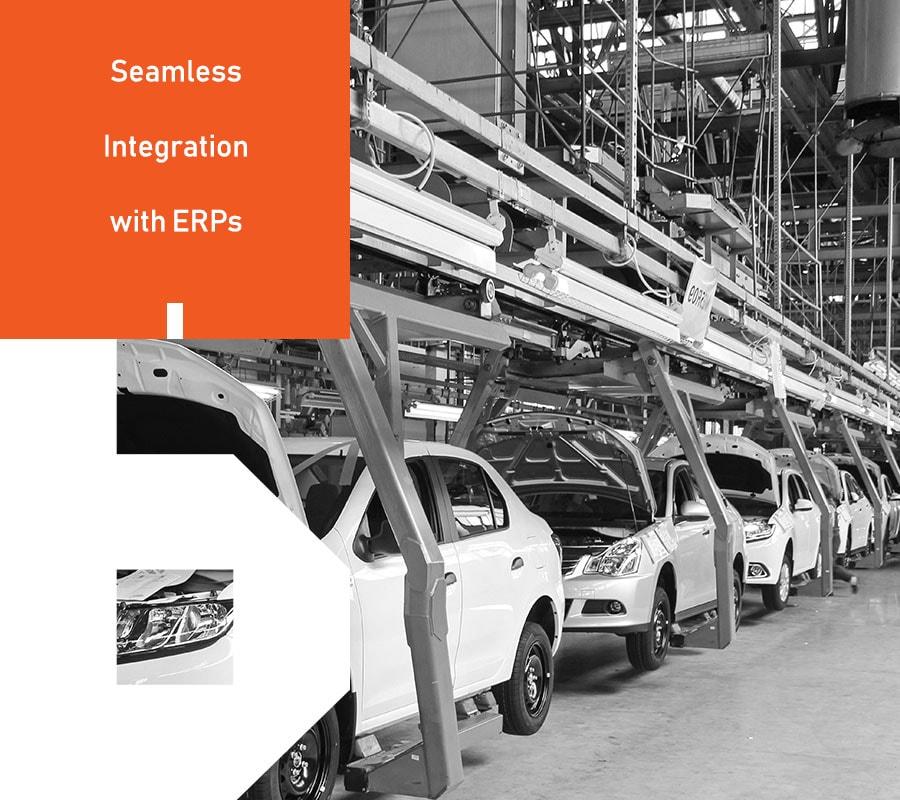 mobivue Vendor Management for Automotive Industry   Bar Code India