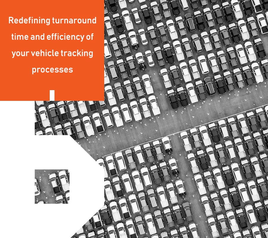Vehicle Management Solutions | Bar Code India