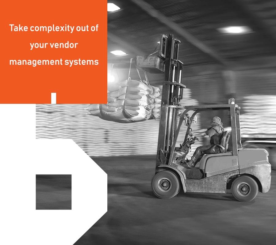Vendor Management System ERP Software   Bar Code India